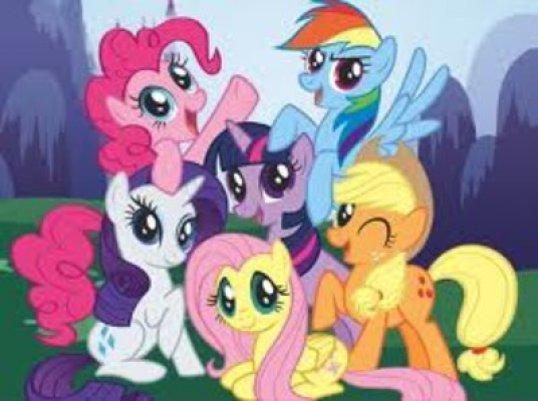 My little pony test