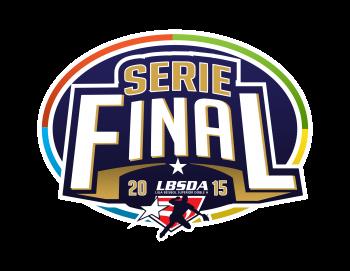 Serie Final Nacional 2015 - Béisbol Superior Doble A