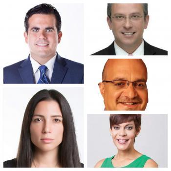 Elecciones en Puerto Rico.2016