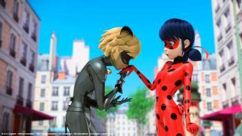 ¿Cuanto sabes de Miraculous Ladybug?