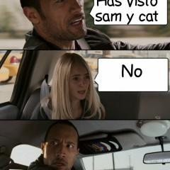 A quien te pareces de Sam y Cat