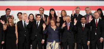 Gobierno Bachelet