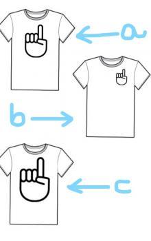 ¿Que formato de camiseta os gusta más?