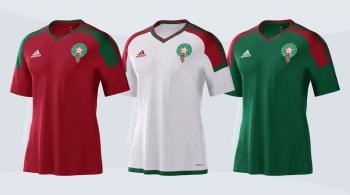 Camiseta de Marruecos
