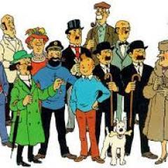 Alguna vegada has llegit algun llibre de Tintin?